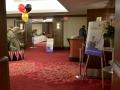 Entering the Ballroom