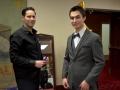 Fancy suits!